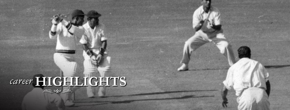 Garry Sobers Career Highlights